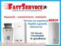Reparación servicio técnico de termas Bosch 948958596
