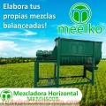 Mezcladora Horizontal_MEELKO..Modelo: MKMH500B
