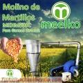 Molino de Martillos MEELKO..Modelo: MKHM500C