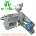 Prensa de Aceite. MEELKO. Modelo:  MKOP165