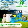 Extrusora Electrica, MEELKO, Modelo: MKEW60B