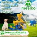 Extrusora Eléctrica, MEELKO.  MKEW70B