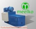 Prensa de Briquetas MEELKO Modelo MKBS02