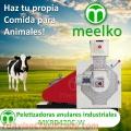 Peletizadora Anulares Indutrial MEELKO MKRD420C-W