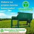Mezcladora Horizontal MEELKO Modelo MKMH500B