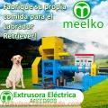 Extrusora Electrica. MEELKO, Modelo: MKED90B