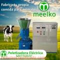 Peletizadora Electrica MEELKO Modelo MKFD260C