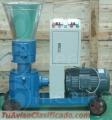 Peletizadora Electrica MEELKO MKDF230B