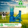 Pletizadora PTO MKFD200P MEELKO