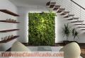 Jardines Verticales Artificiales (Interior y Exterior)