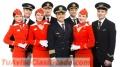 Confeccionamos uniformes para  aerolíneas damas y caballeros