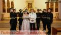 Cadetes para 15 años y matrimonios cruce de espadas y Chambelanes en lima