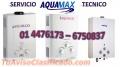 SERVICIO TECNICO Y MANTENIMIENTO TERMAS A GAS Y ELECTRICAS AQUAMAXX 014476173 MIRAFLORES