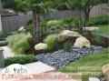 Jardines de casas, fertilizante, plantas ornamentales, paisajismo,