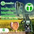 Molino de Martillos para granos de maíz MKHM198A