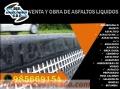 ASFALTO R500,MC-30,EMULCION ASFÁLTICAS LENTA INTERMEDIA Y RÁPIDA