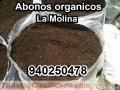 Moliabonos venta de todo tipo de abonos orgánicos