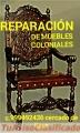 Restaurador Dorador tallador de muebles clásicos y coloniales cercado de lima