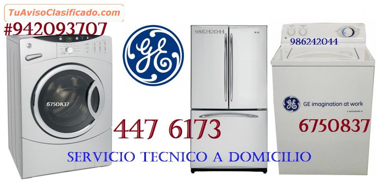 Reparacion domicilio servicio tecnico lavadoras daewoo lavasec - Servicio tecnico general electric espana ...