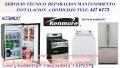 Servicio tecnico kenmore lavadoras