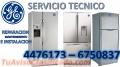 SERVICIO TÉCNICO REFRIGERADORA GENERAL ELECTRIC 4476173