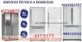 SERVICIO TECNICO REFRIFERADORA GENERAL ELECTRIC 4476173