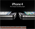 IPHONE 4 DE 8GB LLEVALO A 200 SOLES