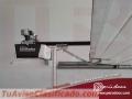 Sistemas levadizos para portones
