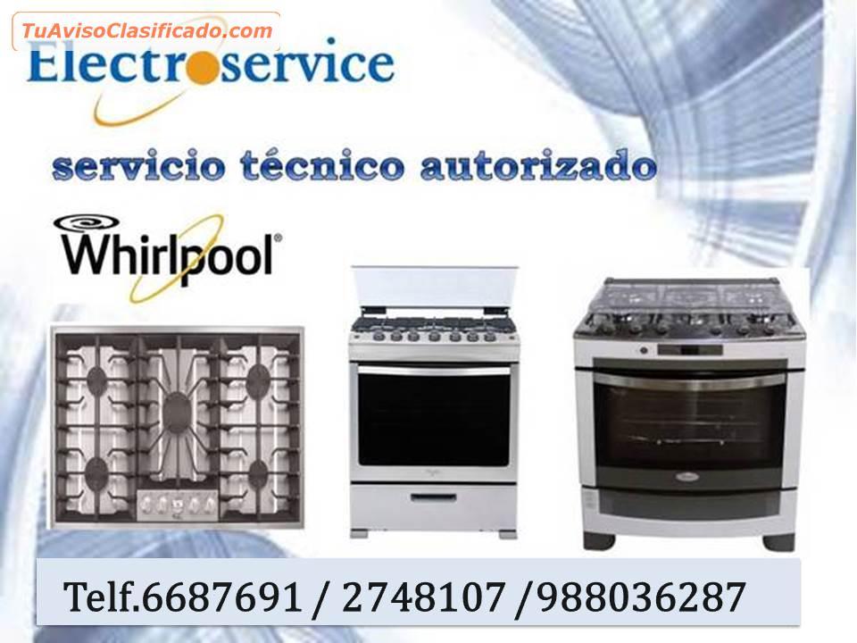 6687691 servicio tecnico whirlpool lavadoras secadora a for Servicio tecnico whirlpool