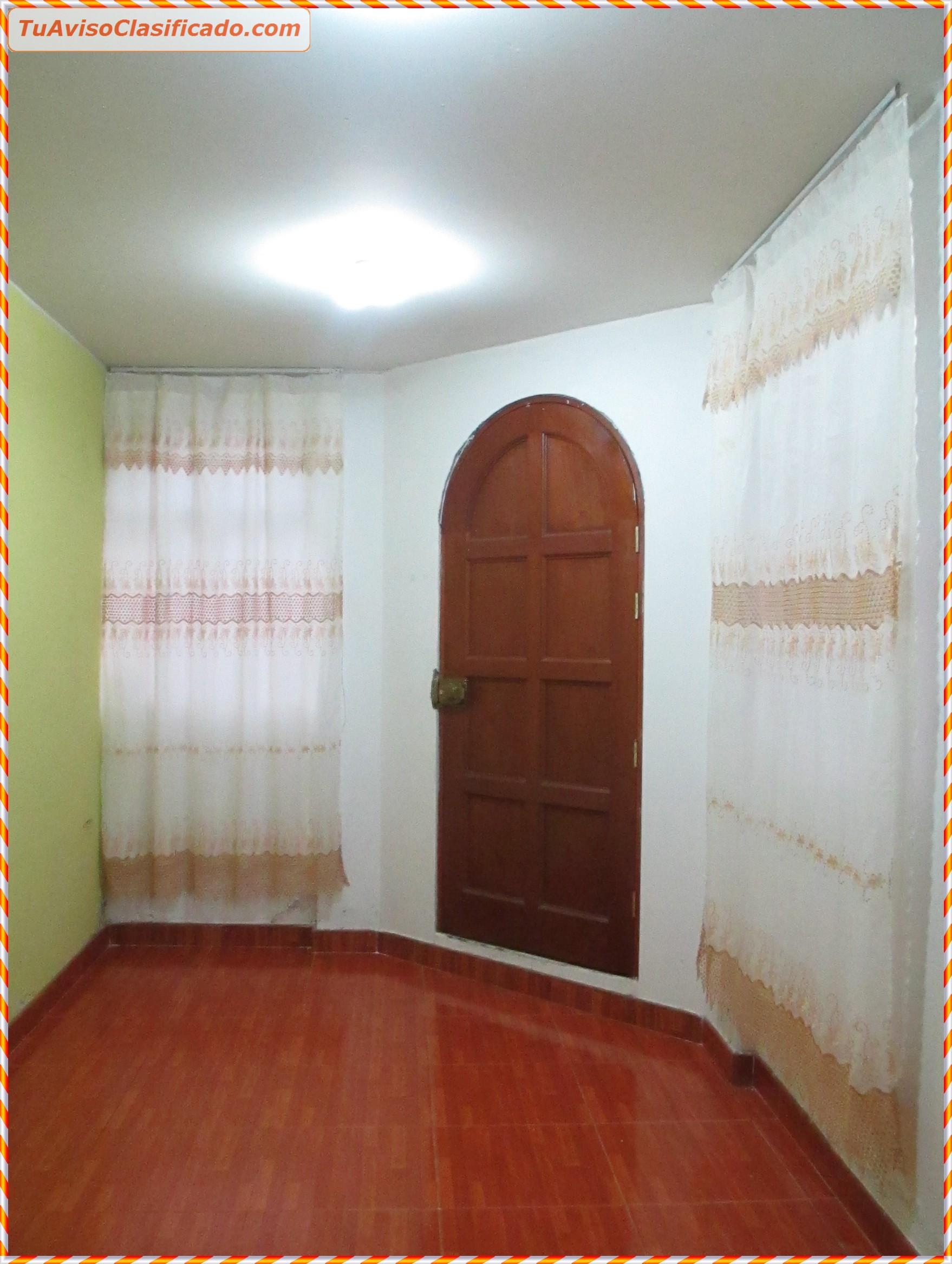 Habitaci n de inmuebles y propiedades en for Alquilo habitacion amplia