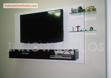 Mobiliario y equipamiento en for Mueble para tv led