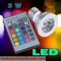 Dicroico E27 de 1 watts!