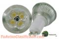 Dicroico led 4 watts ilumina como 60w apertura de luz!!!