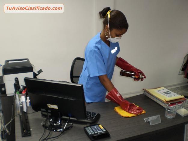 Operario de limpieza empleos y trabajo ofertas de for Empleo limpieza oficinas