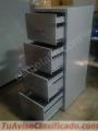 Locker, estantes, armarios, archivadores