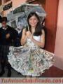 Venta disfraces y vestidos reciclados, vestimenta hadas princesas marinera festejo