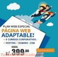 Pagina Web Adaptable y Responsive