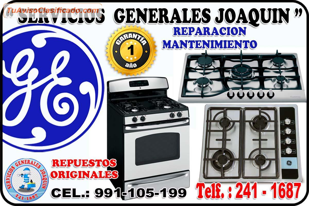 Servicio t cnico general electric lavadoras secadoras cocinas 24 - Servicio tecnico general electric espana ...