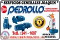 Servicio técnico autorizado = PENTAX = reparación de electrobombas Miraflores