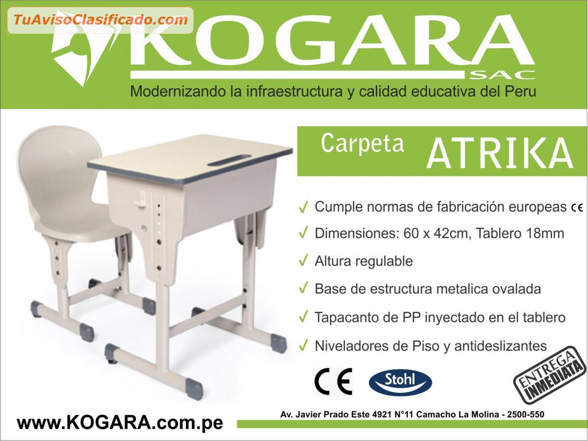 Kogara Sac Importador De Mobiliario Educativo Mobiliario Y Equip  # Muebles Educativos