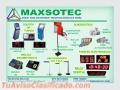 SEPARADORES DE FILAS CON CINTA RETRACTIL/COLORES DE CINTAS VARIOS/MAXSOTEC EIRL/SOLICITELO